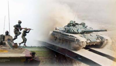 Indian Army simulate war games including Nuclear strikes along borders with Pakistan