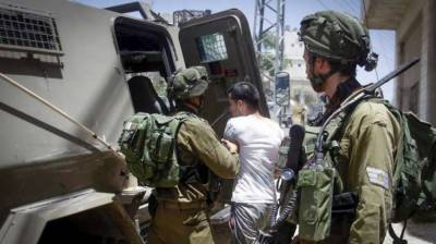 Israeli troops detain 19 Palestinians in West Bank