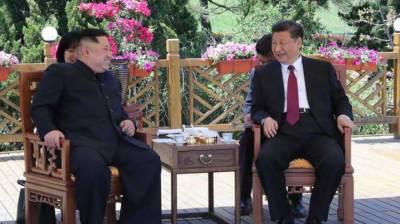 North Korea Kim makes surprise visit to China