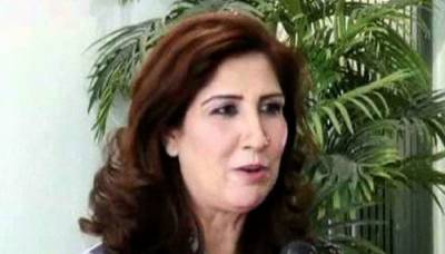 PPP's Shehla Raza says was not aware PTI workers were armed