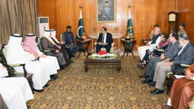 Saudi Arabia increases scholarships for Pakistani students