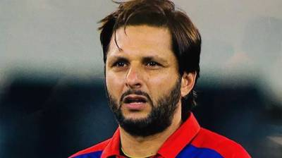 Shahid Khan Afridi takes cricket and his name to World