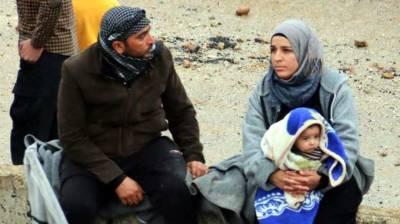 Syria war: Rebels leave last major besieged enclave