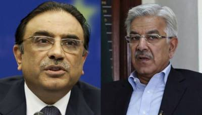 Zardari sought PML-N's help for strengthening him in PPP after 2008 polls: Asif