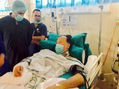 Ahsan Iqbal likely to discharge within five days, recovering fast: MS