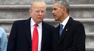 Barack Obama lashes out at Donald Trump