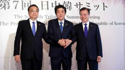 China, Japan, South Korea highlight unity amid North Korea moves