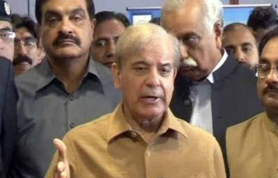 CM Shahbaz Sharif hits out at NAB Chief yet again