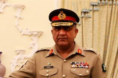 COAS General Bajwa among World's most powerful people in 2018: Forbes