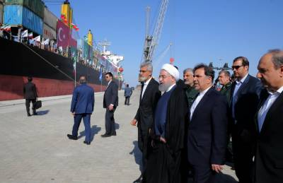 Indian dreams of Chabahar Port in Iran, shattered