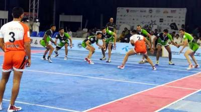 Pakistan Super Kabaddi League: Semifinals to be played today