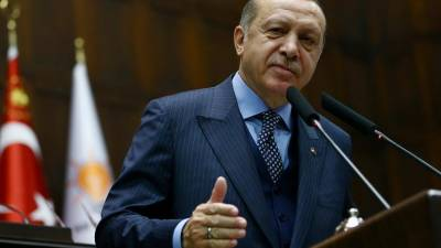 Turkey responds to the US decision of withdrawing from Iran nuclear deal