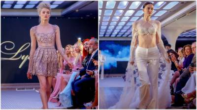 Arab Fashion Week kicks off on Queen Elizabeth II cruise ship