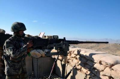 At least 10 Afghan Army soldiers killed in a Taliban attack