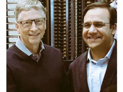 Bill Gates impressed with Pakistan's transformation towards digitalisation