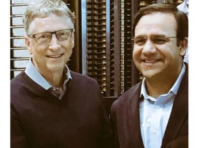 Bill Gates impressed with Pakistan's transformation towards digitalisation