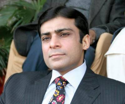 MNA Hamza Shahbaz in hot waters