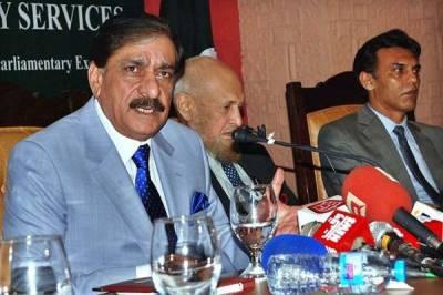 Pakistan NSA Naseer Janjua has an open offer for India