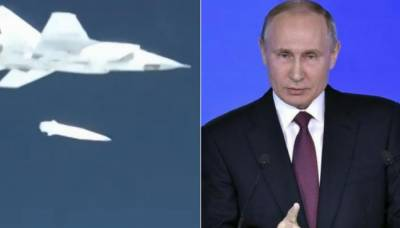 Russia unveils World's most lethal hypersonic Nuclear missile