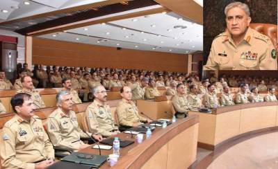 76th Formation Commanders Conference: COAS General Bajwa gives a clear message to enemy