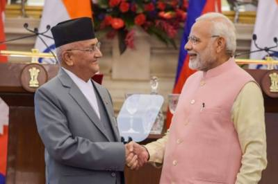 Indian PM Modi dashes to Nepal to stop it from slipping into China's hands