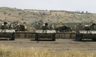 Iranian forces fire on Israeli positions in Golan: Israeli army