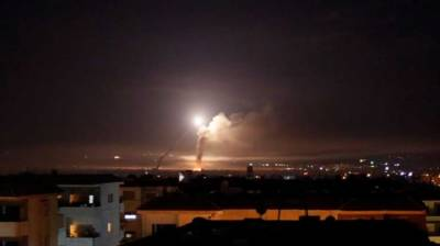 Israel attacks Iran's military infrastructure in Syria