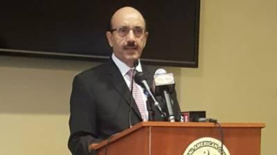 Masood presents six points formula for solution of Kashmir dispute
