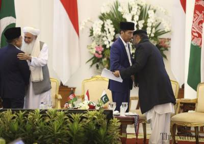 Pak Afghan and Indonesian Islamic scholars issue Fatwa against suicide attacks