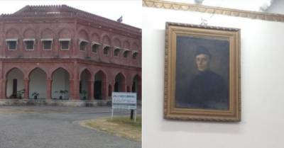 Pakistan hits out at India over Quaid e Azam picture row