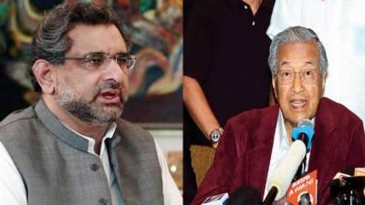 Pakistan, Malaysia ties to further broaden under leadership of Mahathir: PM