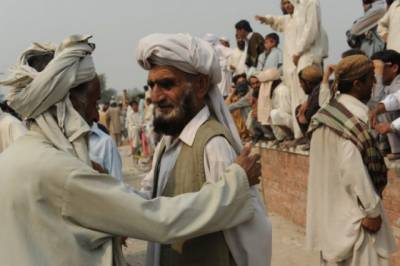 Pakistani TDPs of North Waziristan return back from Afghanistan