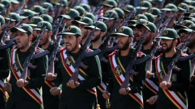 US sanctions hit Iran Revolutionary Guard currency network