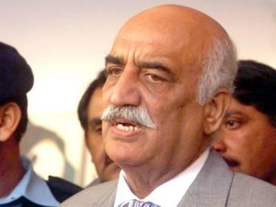 Will reveal caretaker PM's name on May 15: Khursheed Shah