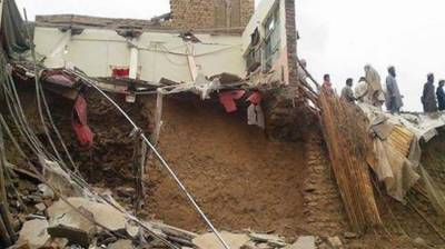 16 died in FATA, KPK due to heavy rains