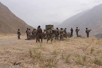 Afghan Military withdrawing from strategic districts after fierce assaults by Taliban, admits MoI