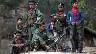 Clashes kill 19 in Myanmar