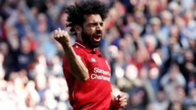 Egyptian Muslim footballer Mohammad Salah makes history