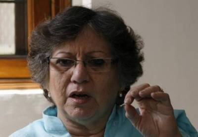 India shows Pakistan phobia, deports 72 years old Pakistani artist Muneeza Hashmi