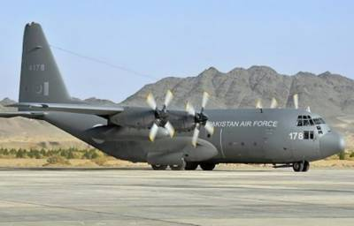 Inside tale: US Military C130 special flight from Afghanistan to Pakistan