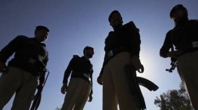 Kohat Police foiled a bid of terrorism