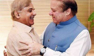 Shahbaz Sharif reacts over Nawaz Sharif anti state statement