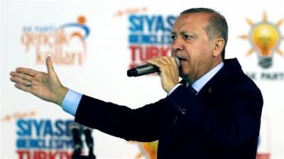 Tayyip Erdogan lashes out at Israel aggression in middle east