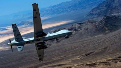 US drone strike near Pak Afghan border in Nangarhar kills top terrorist commander