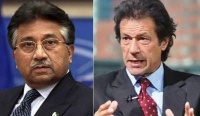 What Pervaiz Musharaf said about Imran Khan becoming PM, comparison with Nawaz - Zardari?