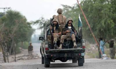 Bomb blast in North Waziristan: One soldier martyred and three injured