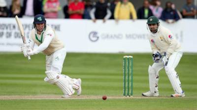 Dublin Test: Ireland to resume 2nd innings today