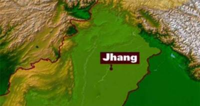 Four killed in road accident near Jhang