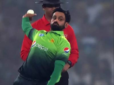 Hafeez raises doubts over ICC's process for reporting suspect actions