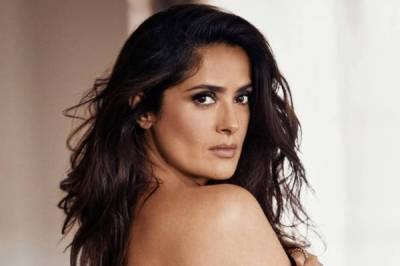 Hollywood star Salma Hayek breaks silence over her Sexual harassment
